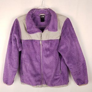 The North Face DENALI micro fleece jacket Girls 18